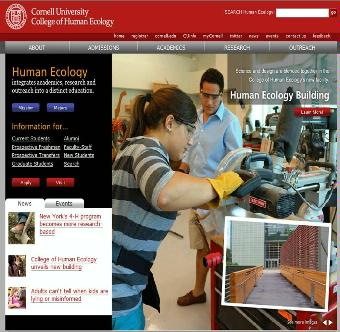 Cornell University College of Human Ecology