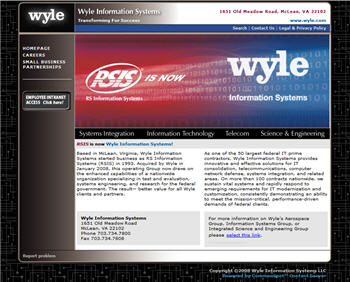 Wyle Information Systems Screenshot 350x282 - 11