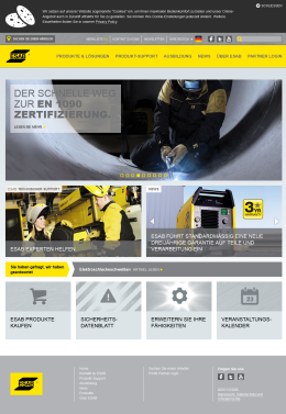 ESAB Germany