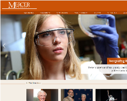 Responsive Redesign brought Mercer's Key Messages Front and Center and Made the Site More Accessible