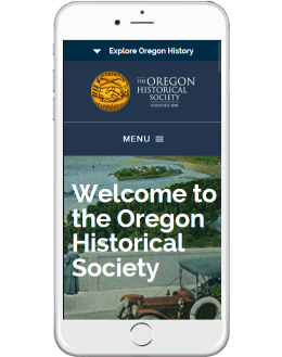 Oregon Historical Society Mobile