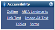 Accessibility (508 Standards) Feature Thumbnail::Accessibility (508 Standards) Feature Thumbnail