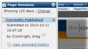 Versioning Feature Thumbnail