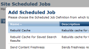 Scheduled Jobs Management Feature Thumbnail